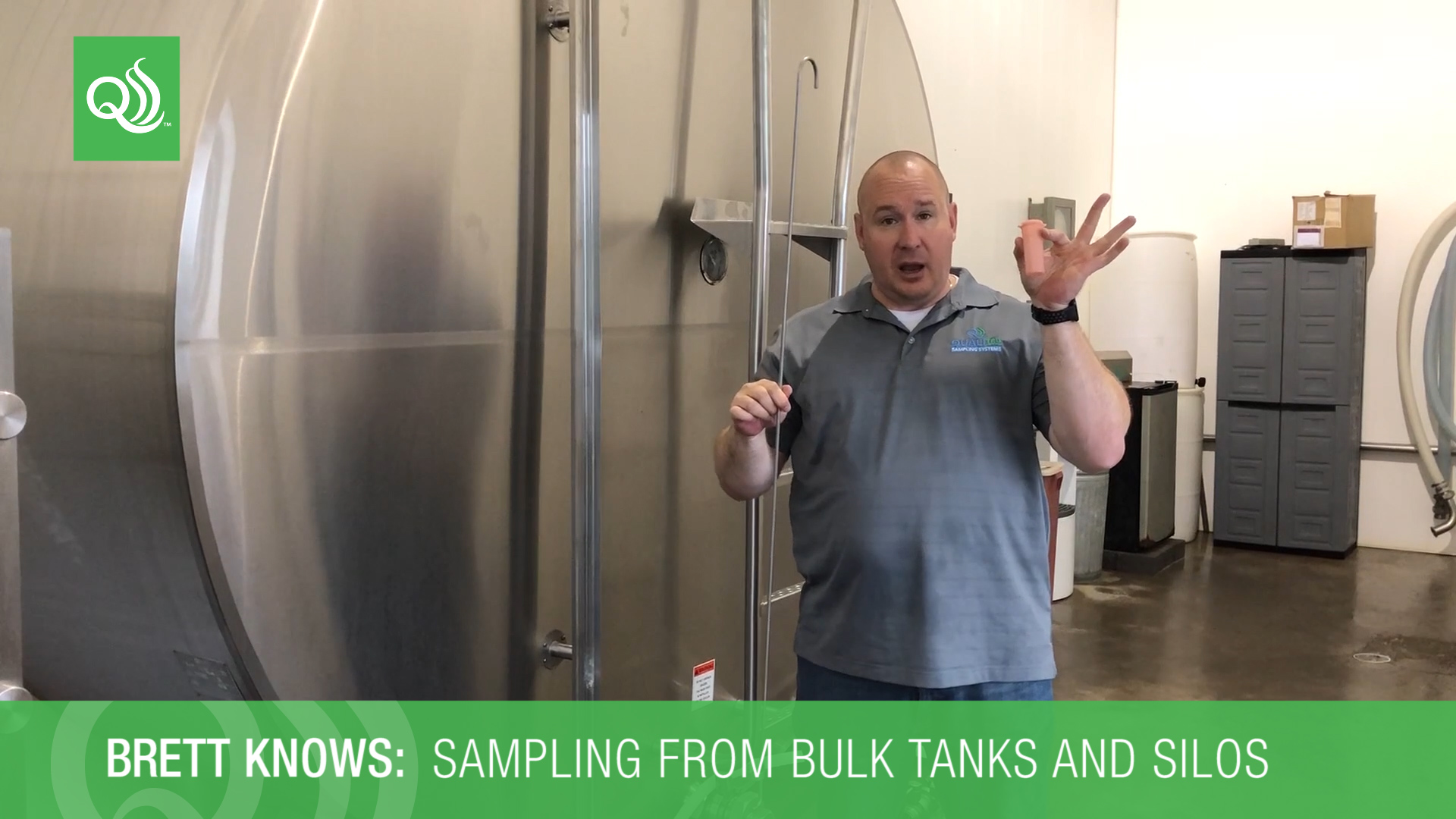 Brett Knows: Bulk Tank Sampling