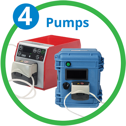 QualiTru Products 4 - Pumps
